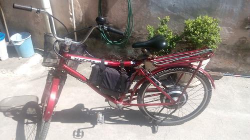 Bicicleta Elétrica Em Excelente Estado