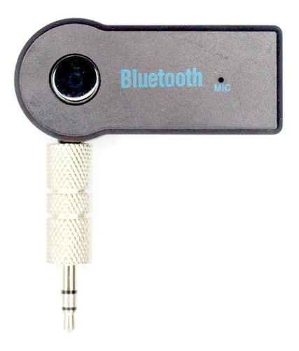 Imagem 1 de 9 de Bluetooth Para Carro Wireless Receiver Adaptador