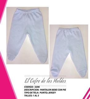 Moldes De Pantalones De Bebe Mercadolibre Com Ar