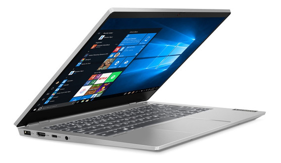 Laptop Lenovo I7 8gb 256gb Ssd Thinkbook 14s Grey