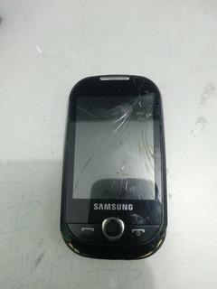 Sucata Telefone Celular Samsung Corby Gt-3650