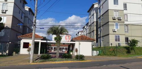Apartamento Com 2 Dormitórios À Venda, 44 M² Por R$ 180.000,00 - Rubem Berta - Porto Alegre/rs - Ap0675