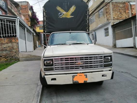 Chevrolet C30 Camioneta C30 1989