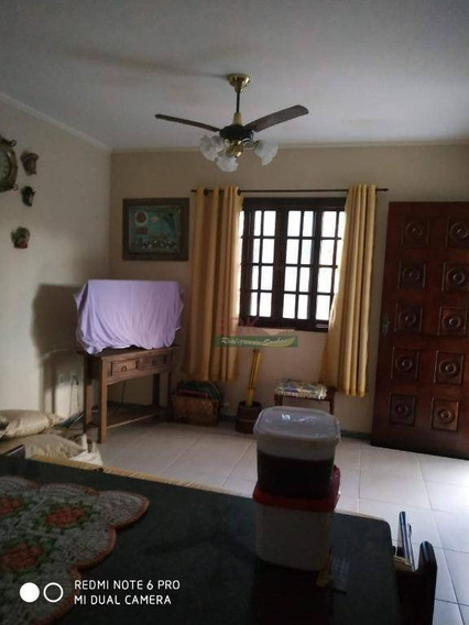 Bela Casa Em Condomínio ,aceita Permuta ,martim De Sá , 3 Dormitórios - São Paulo . - Ca2156