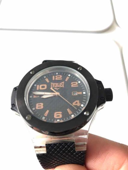 Relógio Usado Em Boas Condições Original Everlast