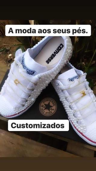 Tênis Customizado ( Foto Real Do Produto)