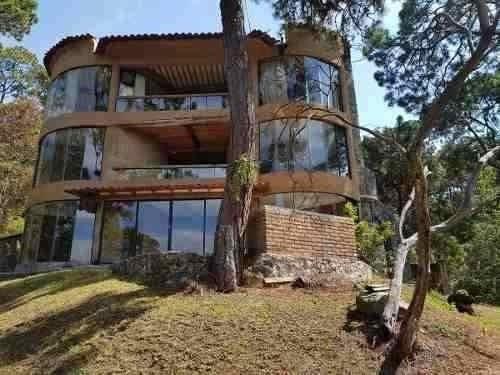 Maravillosa Casa Rustica Con Mucho Terreno 6 Recamaras Baños