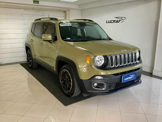 Jeep Renegade Longitude Aut. 2016