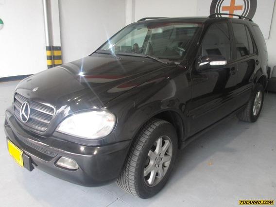 Mercedes Benz Clase Ml 350 Ml 350