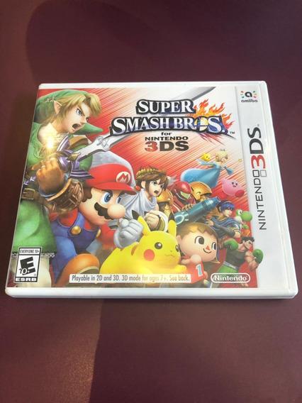 Super Smash Bros - 3ds
