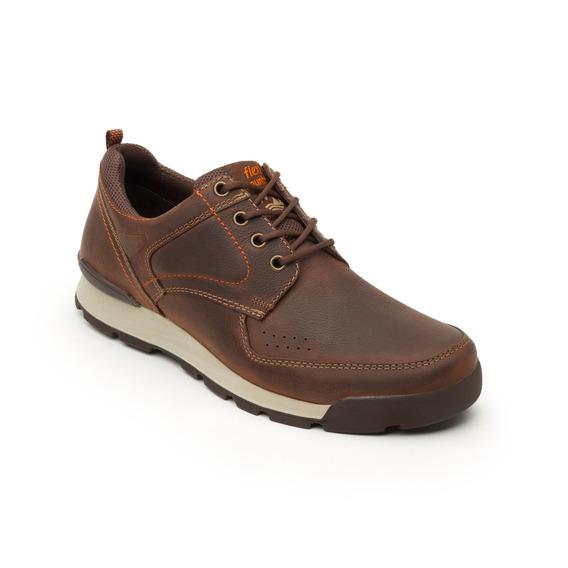 Zapato Flexi Country Flexi Caballero 401101 Chocolate
