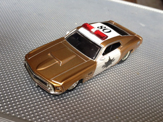 Mustang Boss 1970 Jada Toys 1:64 Coleccionable