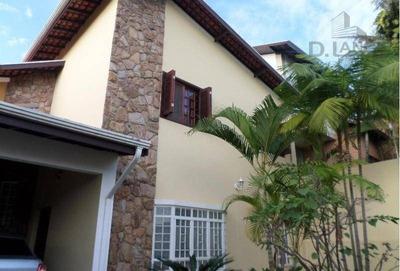 Casa Com 3 Dormitórios À Venda, 290 M² Por R$ 790.000 - Jardim Guarani - Campinas/sp - Ca10863