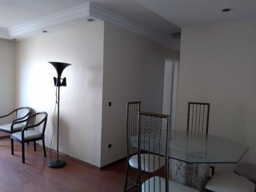 Imagem 1 de 15 de Apartamento Residencial À Venda, Freguesia Do Ó, São Paulo. - Ap0214