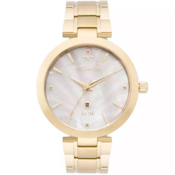 Relógio Feminino Technos Elegance Gl10id/4b - Promoção