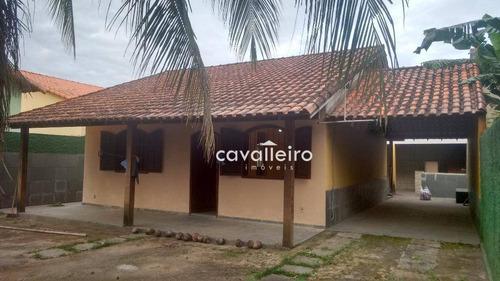 Casa Residencial À Venda, Itapeba, Maricá. - Ca2499