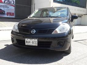 Nissan Tiida Sense Automatico Factura Agencia Con Garantia