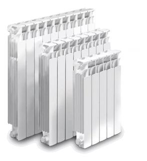 Radiador Calefaccion Caldaia Clan N 500