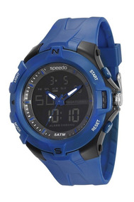 Relógio Speedo Masculino Esportivo Digital 81136g0evnp2