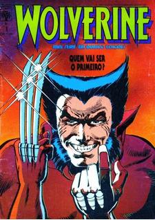 Hq Wolverine De Frank Miller Mini Série Completa!