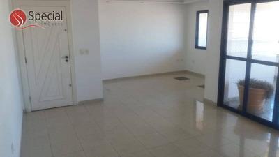 Apartamento À Venda, 138 M² - Vila Prudente - São Paulo/sp - Ap12356