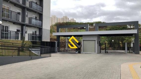 Apartamento Com 2 Dormitórios Para Alugar, 52 M² Por R$ 1.400/mês - Residencial Platinum Iguatemi - Votorantim/sp - Ap1006