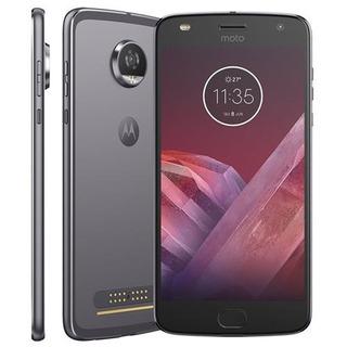 Motorola Moto Z2 Play Style Edition 64gb Xt1710 Vitrine