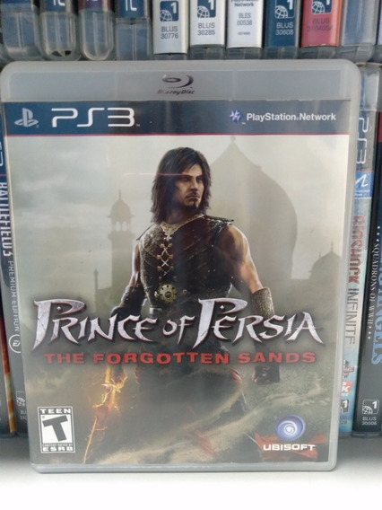 Prince Of Persia The Forgotten Sands Ps3   Parc. Sem Juros