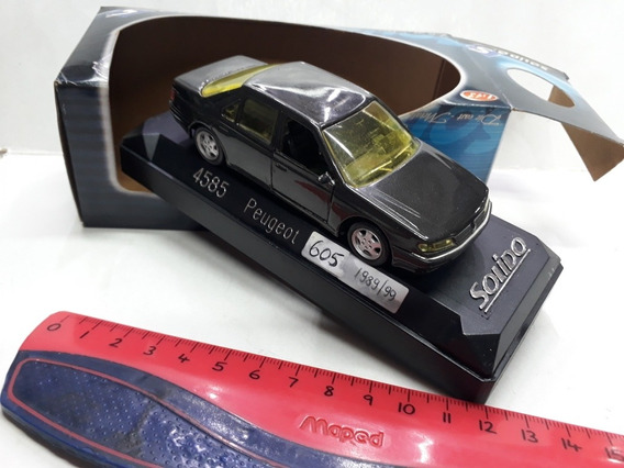 Solido France 1/43 Peugeot 605 1989/99 . Hobby-centro