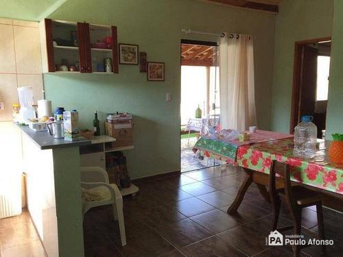 Chácara Com 2 Suítes À Venda, 1020 M² Por R$ 350.000 - Zona Rural - Caldas/mg - Ch0043