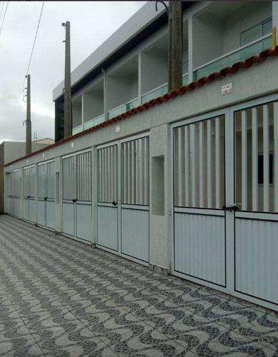Casa De Condomínio Com 2 Dorms, Antártica, Praia Grande - R$ 220 Mil, Cod: 891 - V891