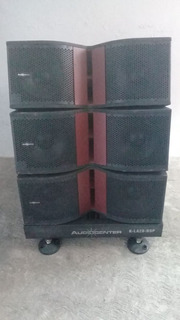 Audiocenter Kla 28 Dsp Line Array Amplificado