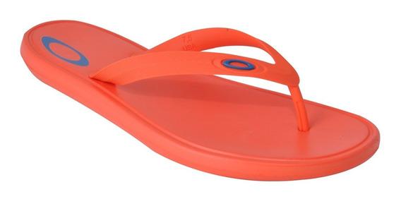 Ojotas Oakley Splash Naranjas