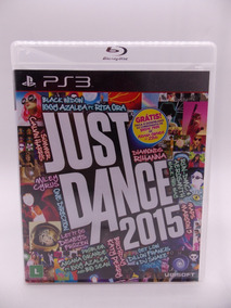 Just Dance 2015 Play Station 3 Original Mídia Física