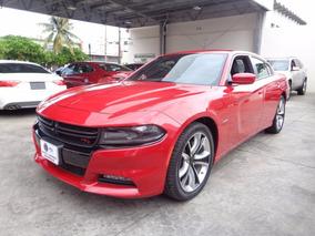 Dodge Charger Rt 2015 Rojo Adrenalina