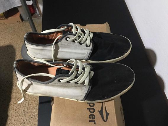 Zapatillas Topper Talle 39, Amarillas Y Negras,usada,premium