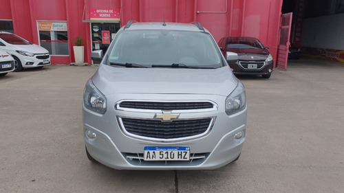 Chevrolet Spin 1.8 Ltz 7 As 2016