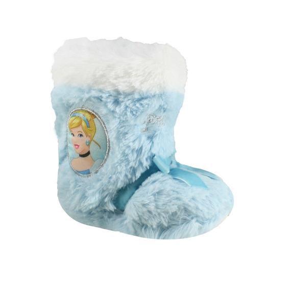 Pantufa Disney Princesa Azul