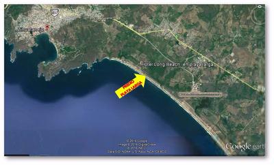 Terrenos En Venta,playa Larga,frente Al Mar,servicios.