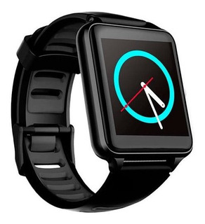 Smartwatch Acteck Bleck Be Watch 1.4 Bl-919869 Android / Ios