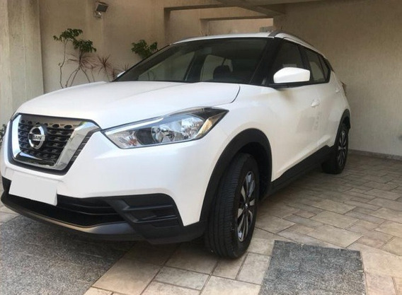 Nissan Kicks Sv Automático 2018