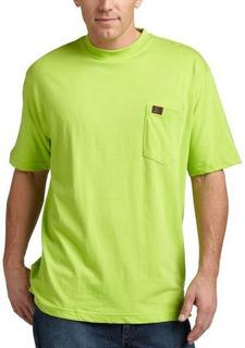 Wrangler Riggs Workwear Camiseta De Bolsillo Para Hombre