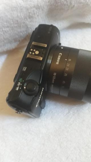 Camera Eos M Mirroless