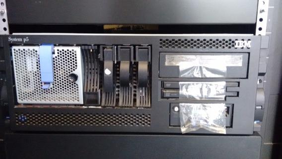 Servidor Ibm System P5 Type 3957-v06 E 3592-c06