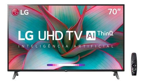 Smart Tv Led 70 Polegadas LG Un7310psc 4k Bluetooth Hdr