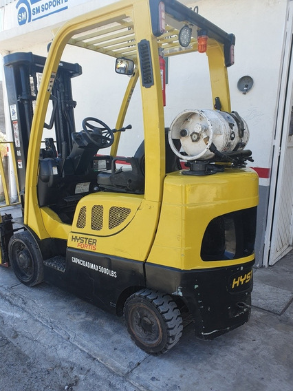Hyster S50xm