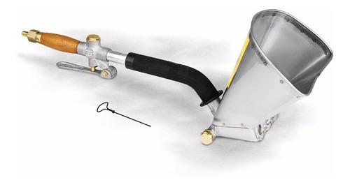 Máquina Revocadora Neumática De Techo - Tyt