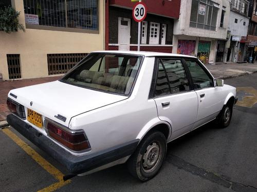 Mazda 323 1.5 1984 Super Especial