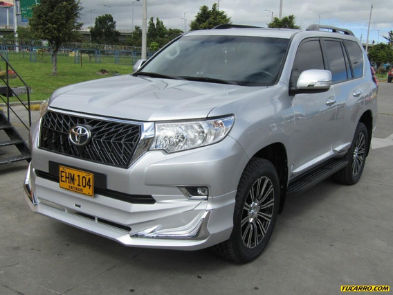 Toyota Prado Txl Full Version Especial