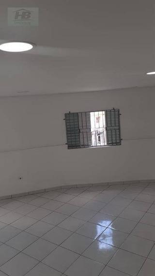 Sala Para Alugar, 100 M² Por R$ 710,00/mês - Bussocaba - Osasco/sp - Sa0148
